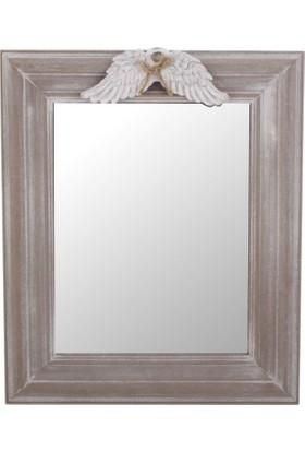 Compedan Ayna Dikd. Ahşap 35X29 Cm.