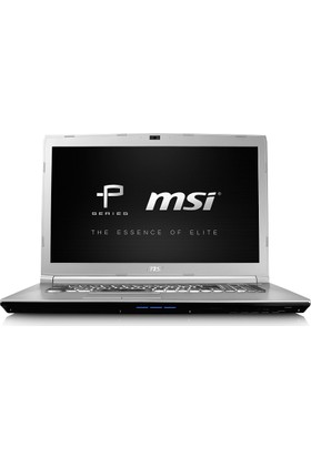 "MSI PE72 7RD-697TR Intel Core i7 7700HQ 16GB 1TB + 128GB SSD GTX1050 Windows 10 Home 17.3"" FHD Taşınabilir Bilgisayar"