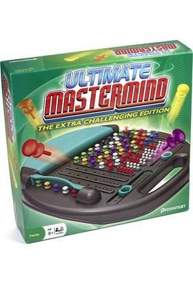 Pressman Ultimate Mastermind Şifre Kırma Çözme Akıl Mantık Yürütme Dikkat Tahmin Zeka Kutu Oyunu Stem Oyunları