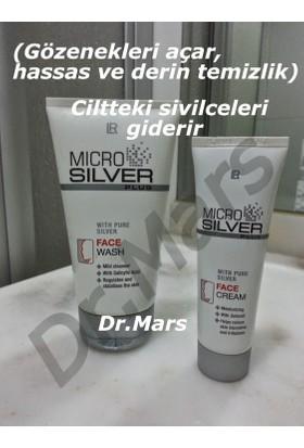 Lr Sağlık Ve Güzellik Lr Microsilver Plus - Yüz Kremi - Siyah Nokta Ve Sivilce Tedavi