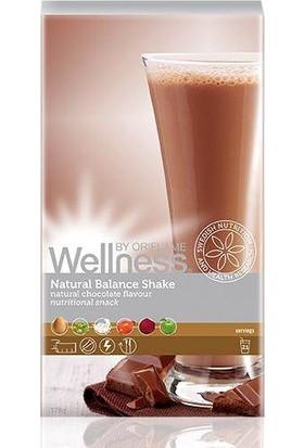 Welness By Oriflame Natural Balance Shake Çikolata Aromalı İçecek Tozu
