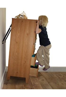 Portakal Safety Tv/Dolap/Eşya Sabitleyici Deprem Güvenliği