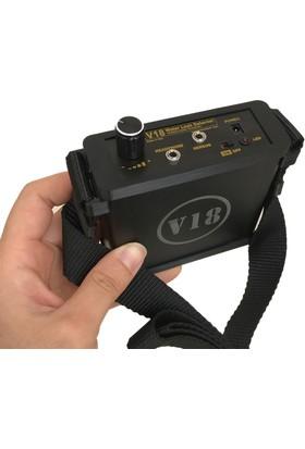 V18 Su Kacak Tespit Cihazı
