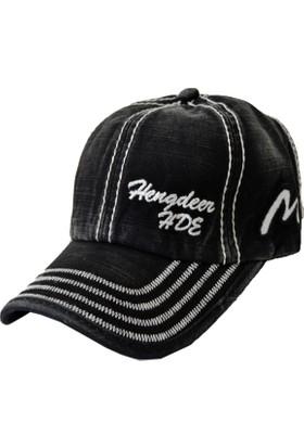 Hengdeer Erkek Yıkamalı Spor Şapka