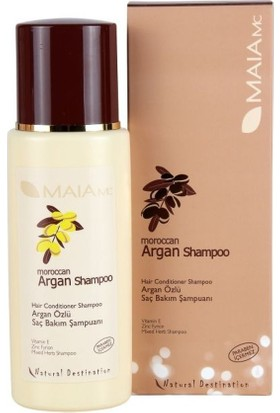 Maia Argan Özlü Bitkisel Şampuan 330 Ml