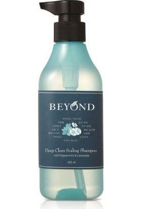 Beyond Deep Clean Scaling Shampoo 450 ml.
