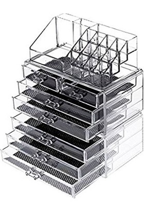 Enissimo Makyaj düzenleyici organizer 7 Çekmeceli (ENS126)