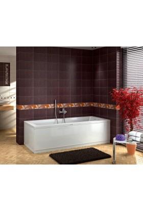 Shower Artmına Düz Küvet 70*120
