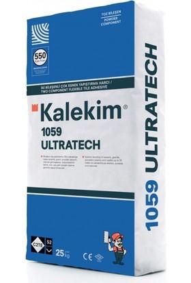 Ultratech 1059 Hızlı Donan Yapıştırıcı Toz Bileşen 25 Kg