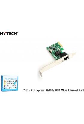 Hytech Hy-Ex5 Pcı Express 10/100/1000 Mbps Ethernet Kart