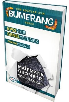 Yediiklim 2018 Kpss Bumerang Matematik Geometri Tamamı Çözümlü Soru Bankası