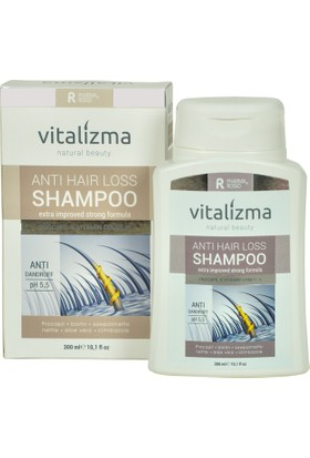 Vitalizma Anti Hair Loss Kremsiz Shampoo Procapil&Vitamin Complex