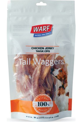 Warf Tavuk Cips