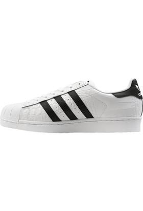 Adidas Bz0198 Superstar Erkek Günlük Spor Ayakkabısı Bz0198Add