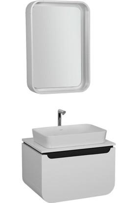 Creavit Pion Plus 70 cm Banyo Dolabı