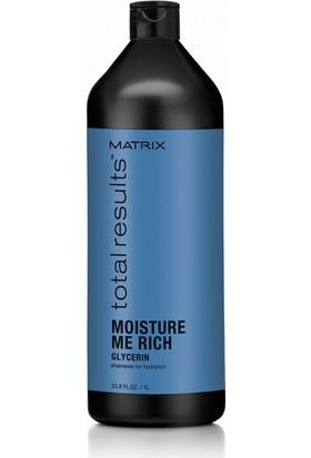 Matrix Total Results Moisture Me Rich Nemlendirici Şampuan 1000Ml