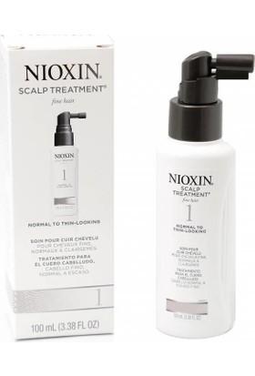 Nioxin Scalp Treatment No:1 Serum 100Ml
