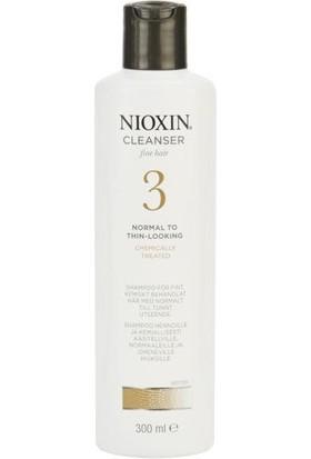 Nioxin Cleanser No:3 Şampuan 300Ml
