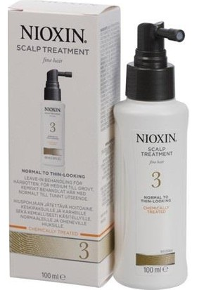 Nioxin Scalp Treatment No:3 100Ml