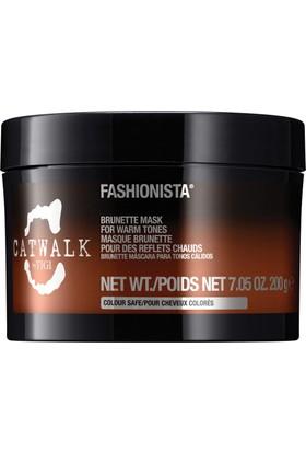 Tıgı Catwalk Fashionista Brunette Esmer Saç Maskesi 200 G