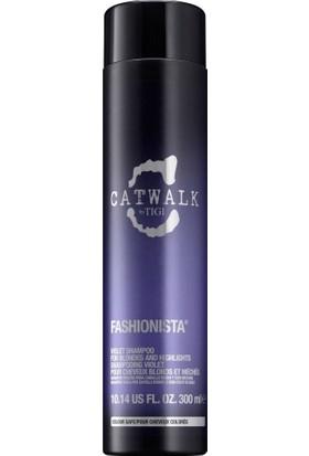 Tigi Catwalk Fashionista Violet Silver Şampuan 300 Ml