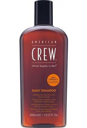 American Crew Men Daily Arındırıcı Günlük Şampuan 450Ml