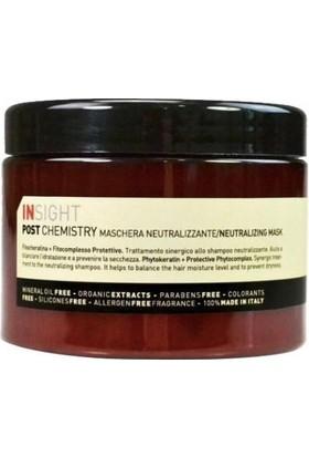 Insıght Post Chemistry Kimyasal İşlemler Sonrası Maske 500Ml