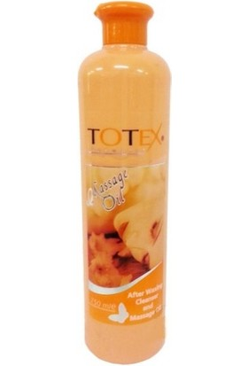 Totex Ağda Ve Masaj Yağı 750 Ml