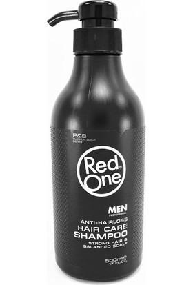 Redone Red One Men Dökülme Önleyici Şampuan 500Ml