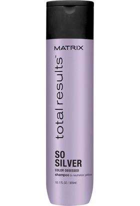 Loreal Matrıx Total Results So Silver Gümüş Yansıma Şampuan 300Ml