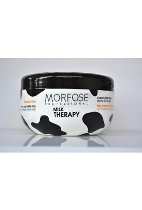 Morfose Milk Therapy Saç Bakım Maskesi 250 Ml