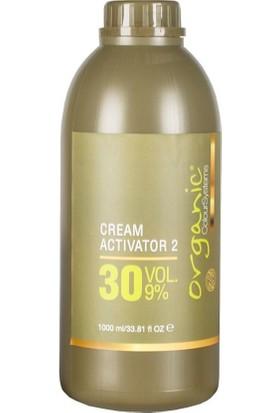 Organic Colour Systems 30 Volüm Aktivatör Oksidan %9 No:2 1000Ml