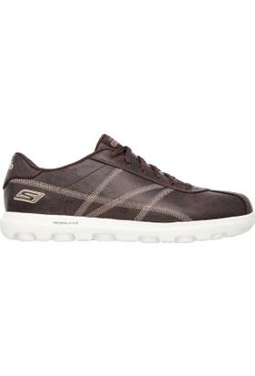 Skechers 53720 Choc On-The-Go - Refined Günlük Spor Ayakkabı