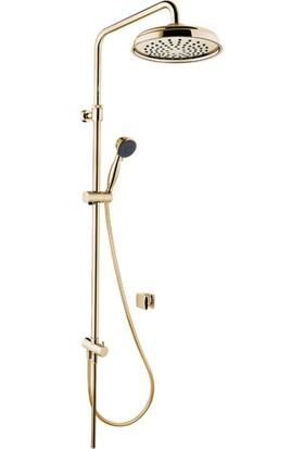 Artema Elegance Altın Duş Kolonu