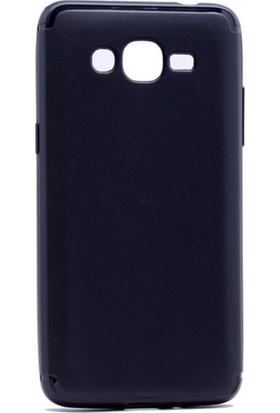 Case 4U Samsung Galaxy J2 Prime Silikon Kılıf Siyah