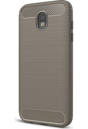 Case 4U Samsung Galaxy J730 Korumalı Arka Kapak Room Kum*