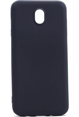 Case 4U Samsung Galaxy J530 J5 Pro Premium Mat Silikon Kılıf Siyah