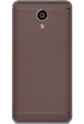 Case 4U Casper Via M3 Ultra İnce Silikon Kılıf Siyah