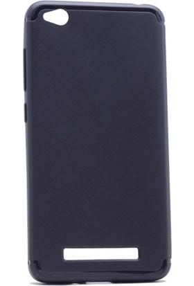 Case 4U Xiaomi Redmi 4a Silikon Kılıf Siyah