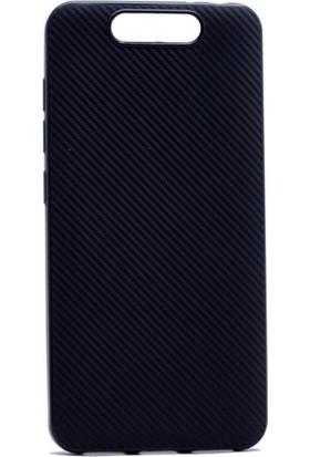 Case 4U Turkcell T80 Karbon Arka Kapak Siyah