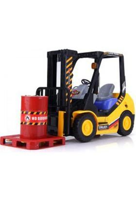 Aydın Oyuncak Liva Uzaktan Kumandalı Şarjlı Forklift Truck Powerful Erkek Oyuncakları