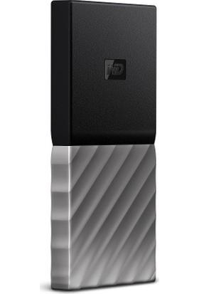 WD My Passport SSD 1TB USB 3.1 Gen 2 Taşınabilir SSD (WDBKVX0010PSL-WESN)