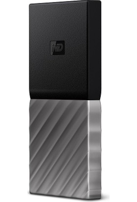 WD My Passport SSD 256GB USB 3.1 Gen 2 Taşınabilir SSD (WDBK3E2560PSL-WESN)