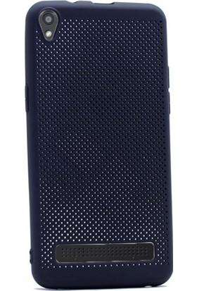 Gpack Vestel Venüs V3 5010 Kılıf Felix Delikli Silikon Siyah
