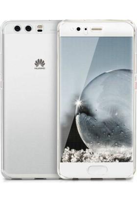 Gpack Huawei P10 Kılıf Ön Arka Şeffaf Silikon Case
