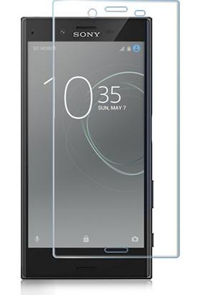 Gpack Sony Xperia X Renkli Full Kaplayan Şeffaf