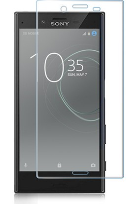Gpack Sony Xperia Xz Renkli Full Kaplayan Şeffaf