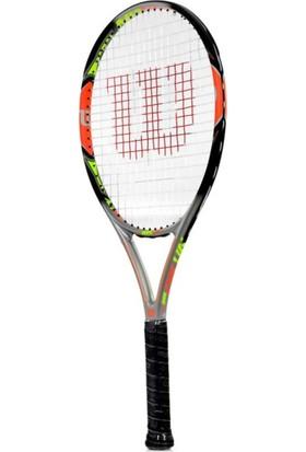 Wilson Çok Renkli Unisex Tenis Raketi Wrt32890U3