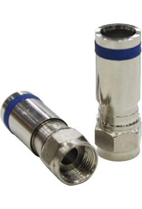 Cablemaster Digitürk Konnektör 10 Adet