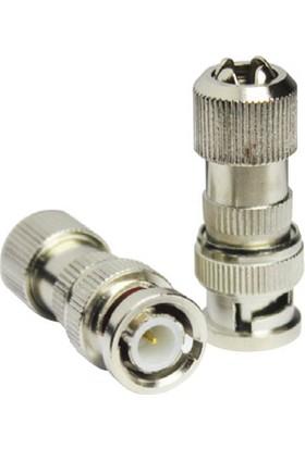Cablemaster Cctv Bnc Konnektör 10 Adet